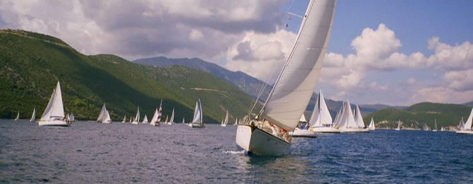 International Sailing Race 'The Ionian Regatta'