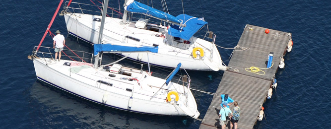 Charter Yachts