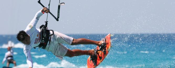 Kitesurfing Open